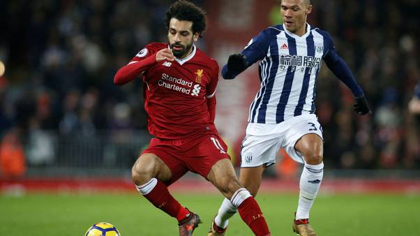 In-form Salah does not need a rest, says Liverpool boss Klopp