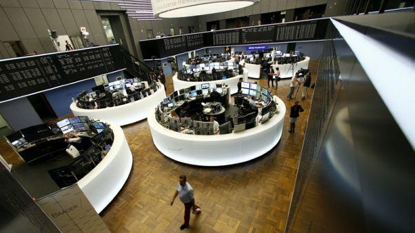 الأسهم الأوروبية تصعد مع انحسار المخاوف بشأن مجابهة في سوريا