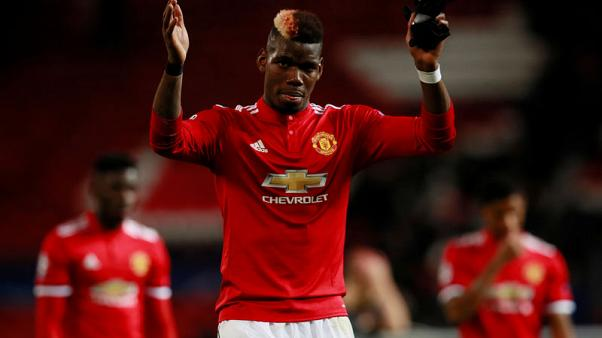 United can deal with Pogba's derby absence - Mata