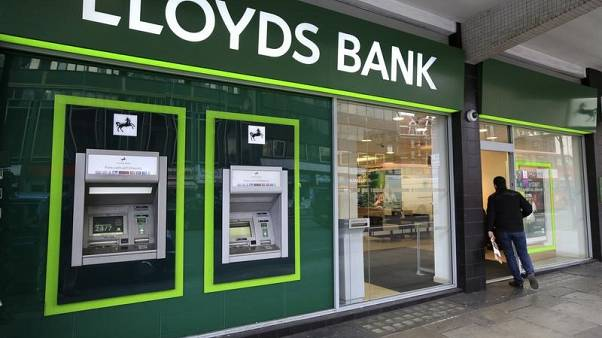 Lloyds sells London headquarters to Chinese firm in lease-back deal