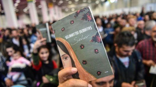 Turquie: le leader prokurde Demirtas maintenu en détention