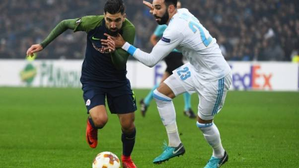 Europa League: Marseille qualifié sans gloire