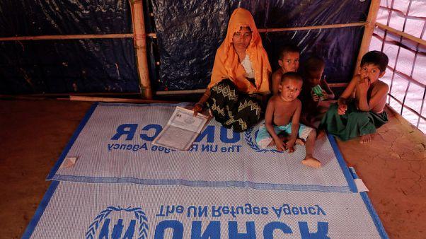 مفوضية شؤون اللاجئين تحذر من أي عودة متعجلة للروهينجا إلى ميانمار