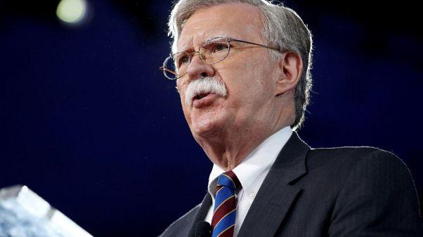 بولتون: ترامب يجب أن يصر على نزع السلاح النووي لبيونجيانج على غرار ليبيا