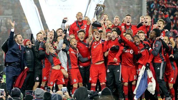 هدف التيدور يقود تورونتو لاحراز لقبه الأول في الدوري الامريكي