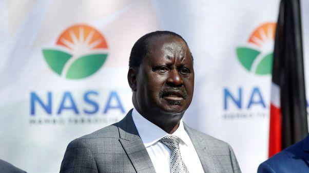 شرطة كينيا تعتقل محاميا من المعارضة