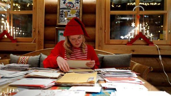 قرية فنلندية تتلقى نحو نصف مليون رسالة من أطفال العالم في عيد الميلاد