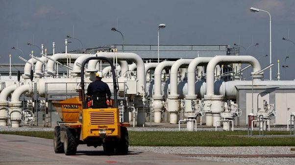 عودة جميع خطوط نقل الغاز في مركز رئيسي بالنمسا إلى العمل