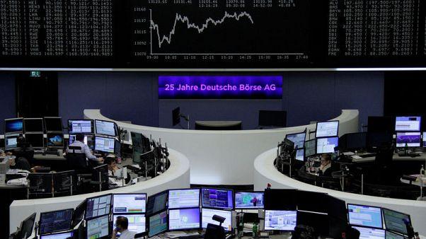 أسهم أوروبا تفتح منخفضة وسط حذر قبل اجتماع المركزي الأمريكي