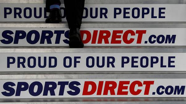 Sports Direct first half earnings rise 7 percent, boosted by flagships
