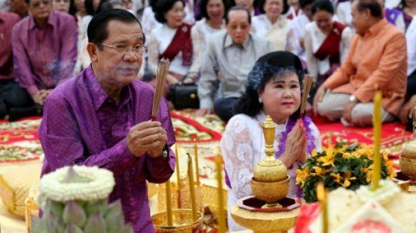 Au Cambodge, la politique, une affaire de famille