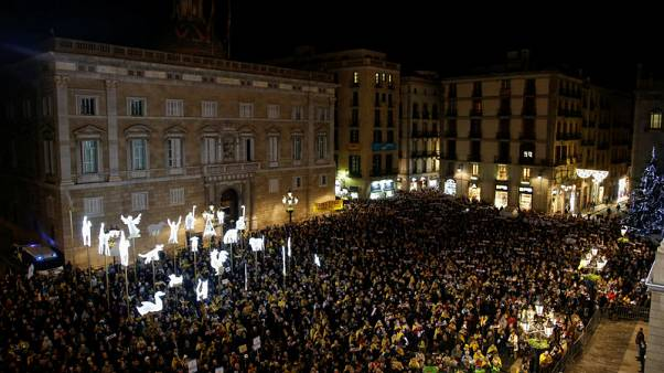 Spain's Supreme Court refuses bail for former Catalonia cabinet members