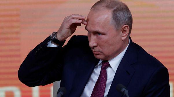 بوتين يحذر من عواقب توجيه ضربة أمريكية لكوريا الشمالية