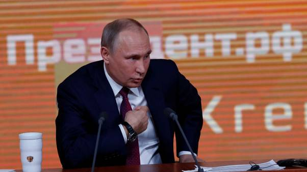Putin says confident Russia to be ready to host 2018 World Cup