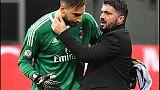 Donnarumma, tifosi Milan contro Raiola