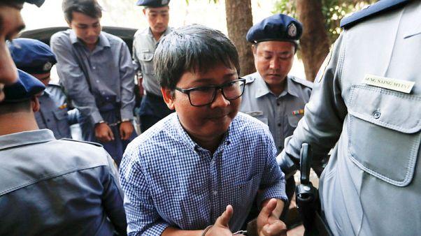 محكمة في ميانمار ترفض الإفراج عن صحفيين من رويترز بكفالة