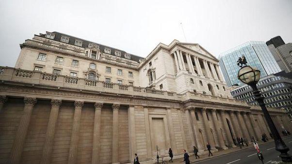 بنك إنجلترا يبقي الفائدة دون تغيير ويشير لتقدم في محادثات الانفصال