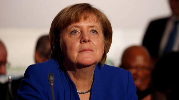 German conservatives reject 'United States of Europe' ahead of coalition talks