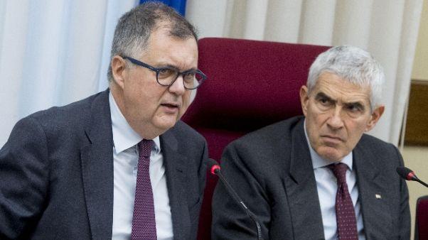 Banche: Speranza, Boschi si dimetta