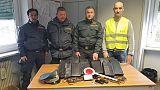 Gdf scopre 26 chili cocaina a Vipiteno