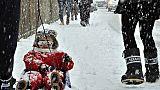 Nuove forti nevicate in arrivo in Vda