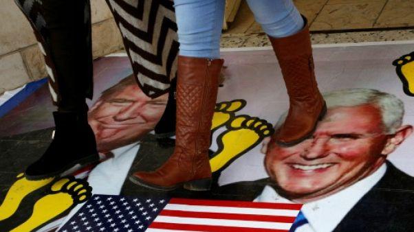 Le vice-président américain maintient son voyage au Moyen-Orient