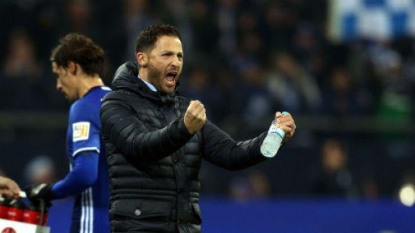 """Schalke: Tedesco, """"pas un héros"""", mais pas loin..."""