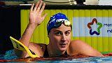 Natation: record de France du 100 m pour Bonnet, meilleur temps des demies