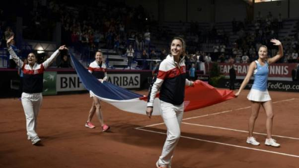 Fed Cup: Thierry Champion entraîneur de l'équipe de France, Mary Pierce s'en va