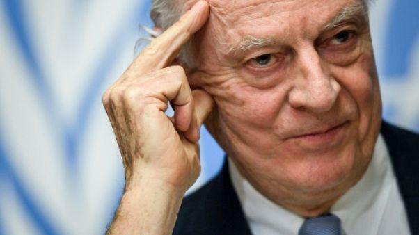 L'ONU accuse Damas de faire échouer les pourparlers de paix à Genève