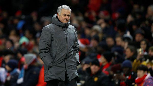 Mourinho bemoans Manchester United's hectic festive fixtures