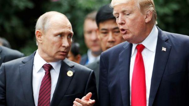Poutine et Trump évoquent la Corée du Nord au téléphone