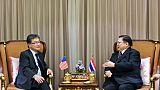 """L'émissaire américain pour la Corée du Nord insiste sur la volonté de """"dialogue"""""""