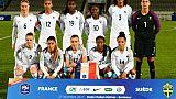 Fifa: la France recule, les USA en tête du classement féminin