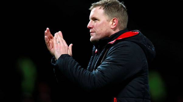 Bournemouth boss Howe wary of Liverpool frontline