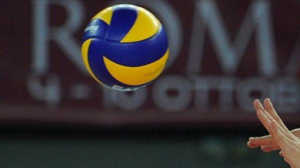 Volley: Tours, débouté de sa plainte pour insultes racistes, fait appel devant la CEV