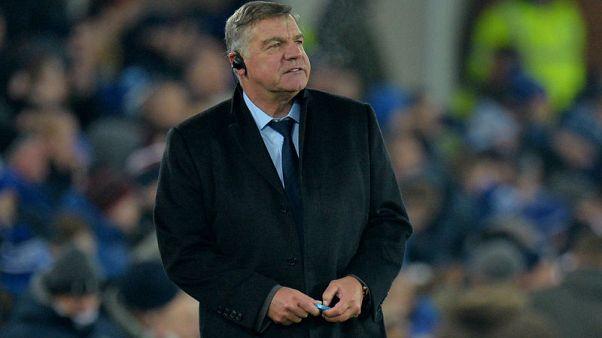 Allardyce makes instant impact as Everton rise into top half