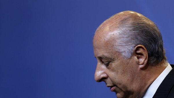 لجنة القيم في الفيفا تقرر ايقاف ديل نيرو رئيس الاتحاد البرازيلي 90 يوما