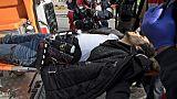 Cisjordanie: un Palestinien portant une apparente ceinture d'explosifs abattu