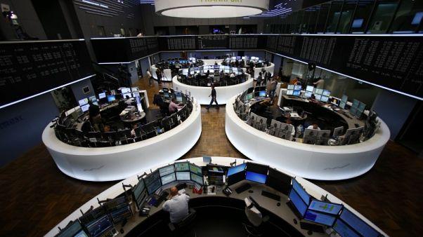 Dealmaking in focus as European shares make strong start
