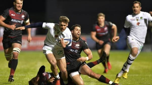 Rugby: les Saracens en pleine tempête