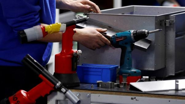 UK manufacturing expands for sixth month in October, best run for at least 20 years