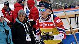 Biathlon: Boe domine Fourcade, Guigonnat sur le podium du sprint du Grand-Bornand