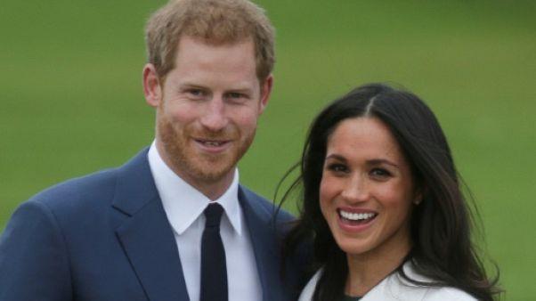 Le prince Harry épousera Meghan Markle le 19 mai