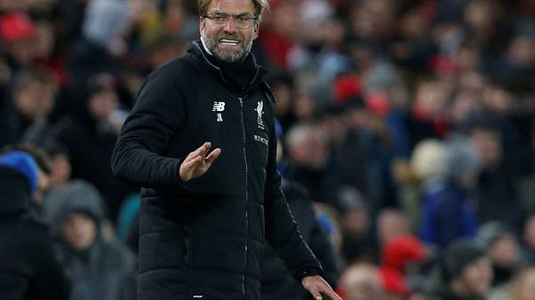 Liverpool boss Klopp defends squad rotation after home draws