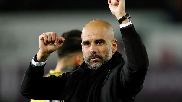 Guardiola eyes defensive reinforcement in January
