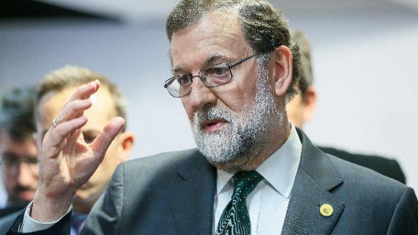 Rajoy,Spagna andrà ai Mondiali e vincerà