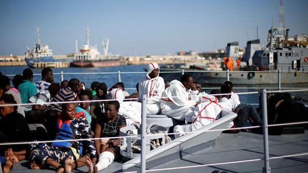 حصري- إيطاليا تخطط لتسليم عمليات الإنقاذ البحري لخفر السواحل الليبي