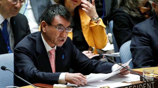 اليابان: كوريا الشمالية ليست مهتمة بأي محادثات ذات قيمة