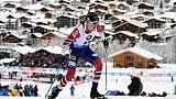 Biathlon: Boe mate encore Fourcade, la sensation Guigonnat